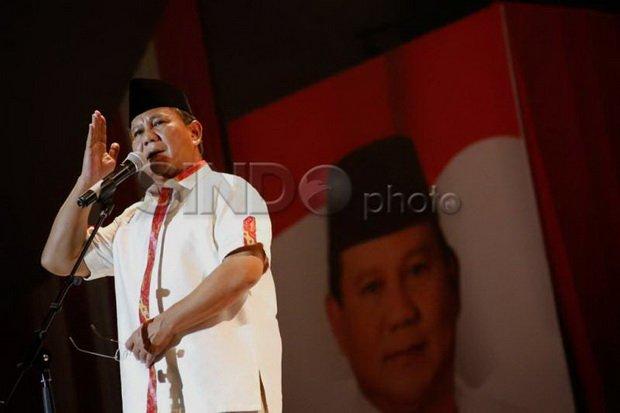 Wagub DKI Jakarta: Selamat Berbahagia Bapak Prabowo