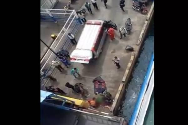 Selain Nenek Tariyah, Ini Catatan Kecelakaan di Pelabuhan Merak