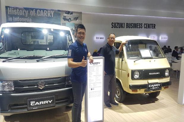 Berhadiah Motor, Suzuki Gelar Digimods Contest