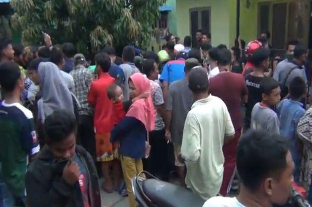 Jambret Dompet Mahasiswi, Dua Kriminal Jalanan di Medan Babak Belur Dikeroyok