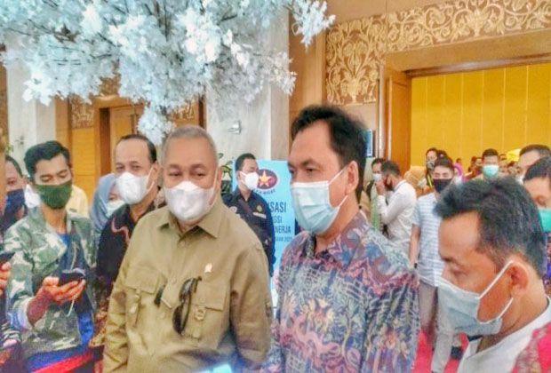 Alex Noerdin Optimis Sumsel Bakal Jadi Provinsi Pertama Seluruh Daerahnya Terpasang Jargas