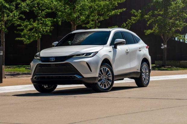 Toyota Venza Kembali Hadir 2021 Adopsi All Weel Drive dan Hybrid