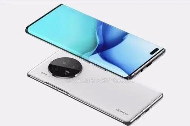 Boks Ritel Huawei Mate 40 Pro Plus Perlihatkan RAM Besar dan Pilihan Warna
