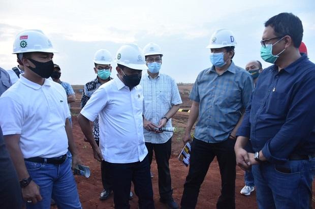 BKPM Minta Pengusaha Lokal Dilibatkan dalam Pembangunan KIT Batang