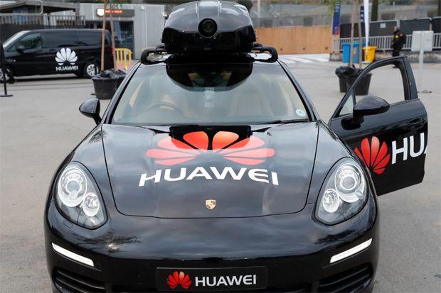 Bisnis Seluler Berantakan, Huawei Ambil Ancang-ancang Tantang Tesla