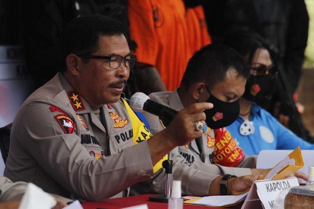 Kapolda Duga Cai Changpan Bunuh Diri karena Tak Ada Lagi Tempat untuk Sembunyi