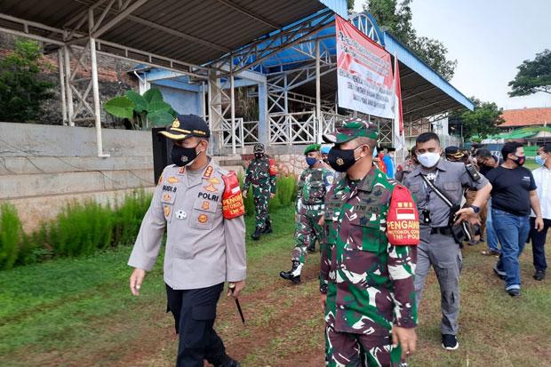 Gandeng Komunitas, Polres Jaksel Deklarasikan Jaga Jakarta dari Anarkisme