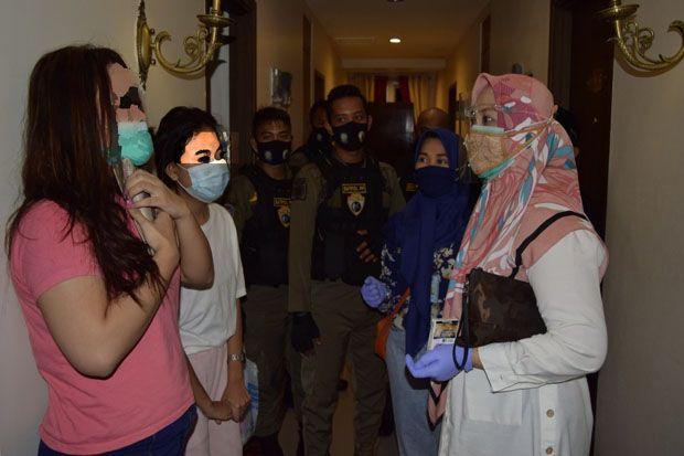 Pengakuan Blak-blakan Laura, PSK Bertubuh Semok yang Terjaring Razia di Bintaro
