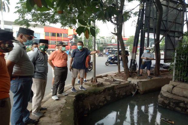 Atasi Banjir di Green Garden Kebon Jeruk, Pemkot Jakbar Bangun Kolam Kolakan