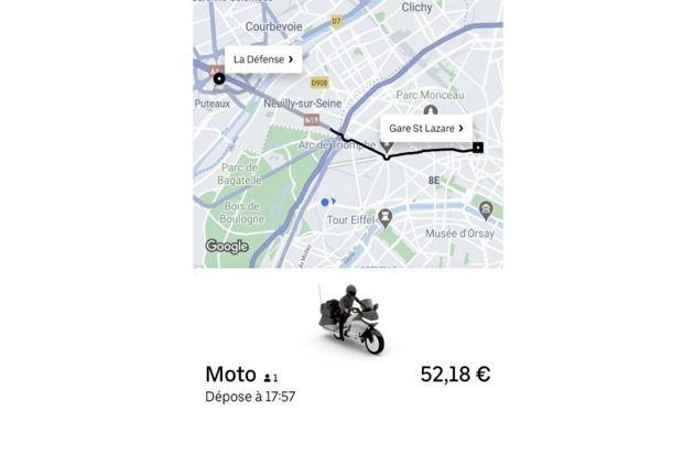 Ojek Online Tembus ke Paris, Tarifnya Rp1 Juta Per 10 Km