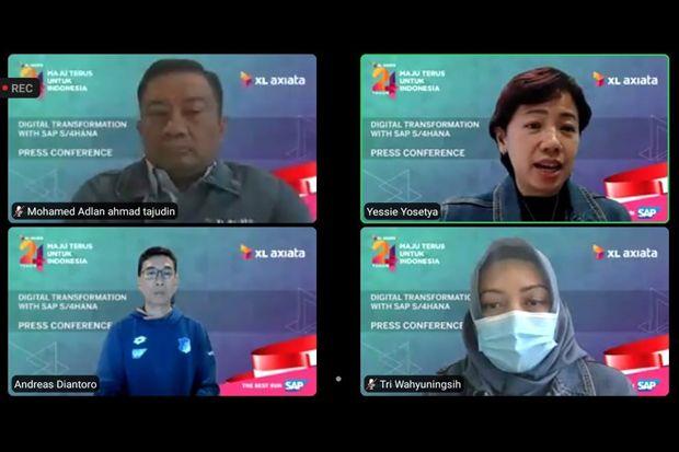 SAP S/4HANA Cloud Bikin Operasional XL Axiata Efisien Tanpa PHK