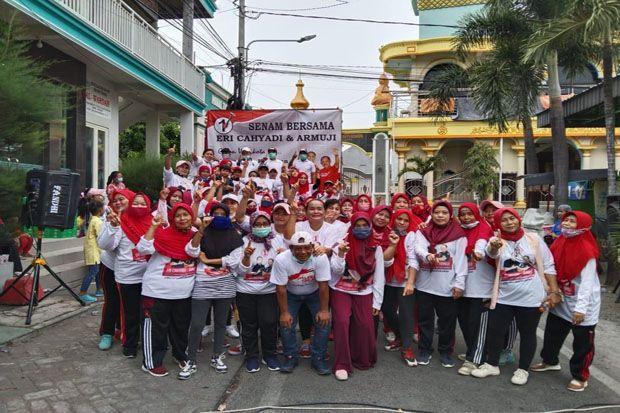 Syaifuddin Zuhri Komandoi Pemenangan Eri-Armuji di Surabaya Barat
