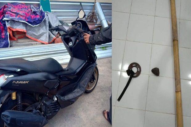 Hadang Pemotor dan Rusak Sepeda Motor, 3 Remaja Dibekuk Polisi