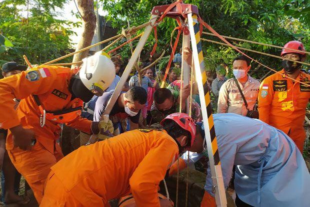 Tragis, Bocah 7 Tahun Tewas Terjatuh ke Sumur Sedalam 15 Meter