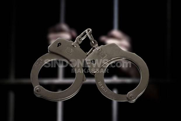 Pasutri di Deli Serdang Dibekuk Polisi Saat Jualan 3 Kg Sabu