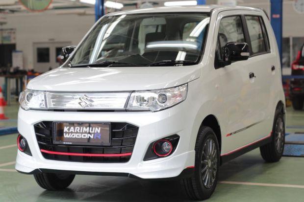 Suzuki Karimun Wagon R Jadi Jagoan di Segmen Fleet