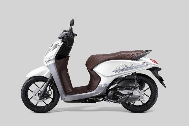 Honda Genio Semakin Atraktif dengan Tampilan Lebih Atraktif