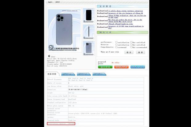 Harga Mahal, Apple Cuma Bekali iPhone 12 Pro Max dengan Baterai 3.687 mAh