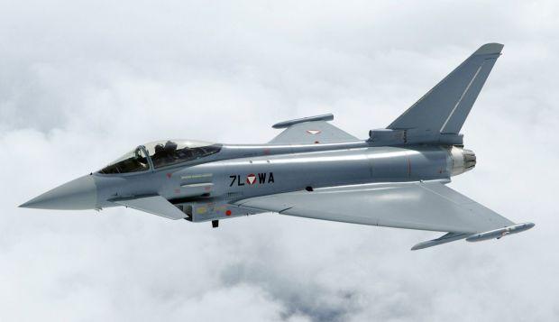 Mengenal Eurofighter Typhoon yang akan Dibeli Menhan Prabowo dari Austria