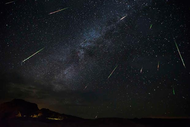 Bersiap, Malam ini Akan Fenomena Langit Hujan Meteor Orionid