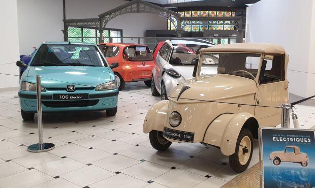 Musée de lAventure Peugeot Sejarah Perkembangan Industri Otomotif