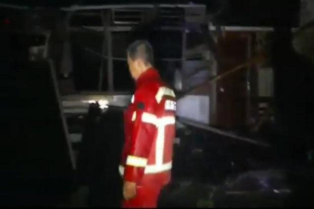 Tragis! Rumah Dilalap Si Jago Merah, Nenek 100 Tahun Tewas Terbakar