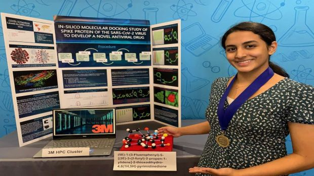 Inilah Anika Chebrolu Penemu Terapi Corona yang Diganjar Hadiah Rp366 Juta