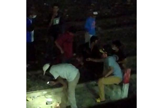 Viral Aksi Sekelompok Remaja Lakukan Pemalakan di Kebon Pisang