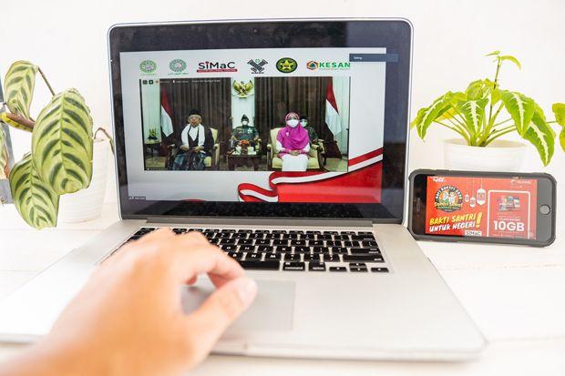 Hari Santri Nasional Jadi Pijakan Memperkuat Potensi Digital Santri