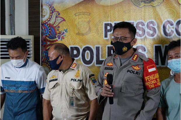 3 Pembuang Sampah di Kalimalang Terancam di Penjara 6 Bulan