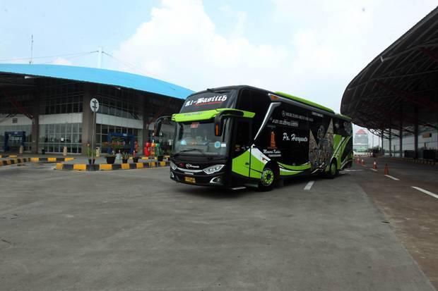 Waspadai Klaster Covid Libur Panjang, Terminal Pulo Gebang Perketat Protokol Kesehatan