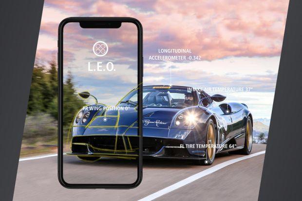 Mobil Super Pagani Huayra Bisa Diperbaiki Pakai Ponsel Pintar