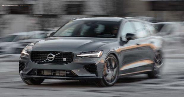 Kecepatan Mobil Volvo Baru Tak Bisa Tembus 180 Kilometer per Jam
