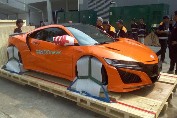 Penjualan Menyedihkan, Kembali Honda Suntik Mati Jagoannya NSX