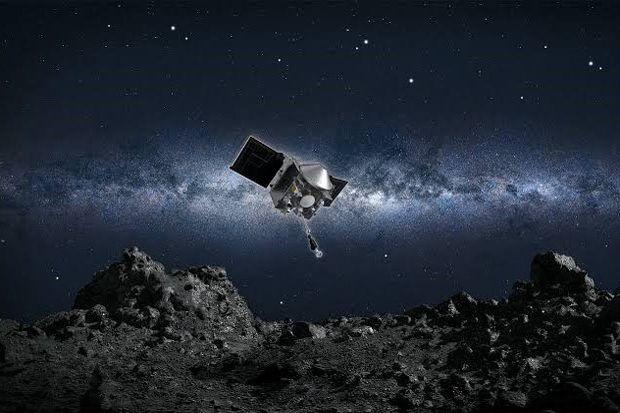 NASA Ungkap Gambar Penjelajahan di Asteroid Bennu