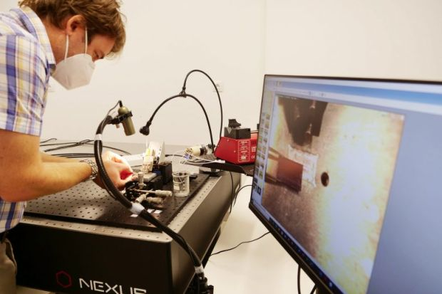 Sistem Sensor Fotonik Baru Mampu Mendeteksi Virus COVID-19