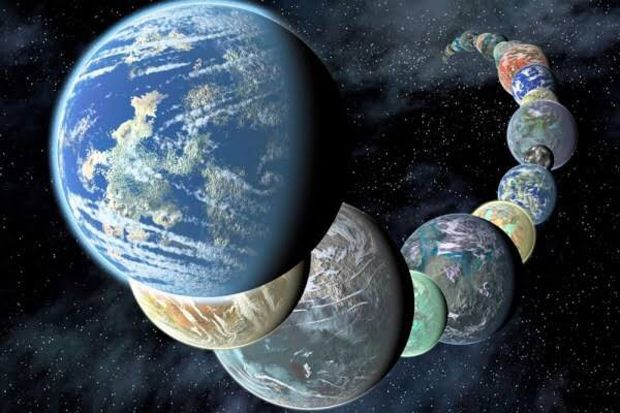Ilmuwan: Alien Penghuni 1.000 Bintang Terdekat Bis