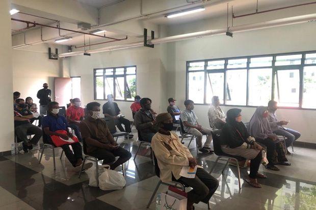 Pemkot Jakut Relokasi Korban Kebakaran Kalibaru ke Rusun Nagrak