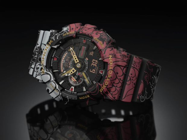Detil Jam Tangan Kolaborasi G-Shock X One Piece Ini Beneran Bikin Ngiler
