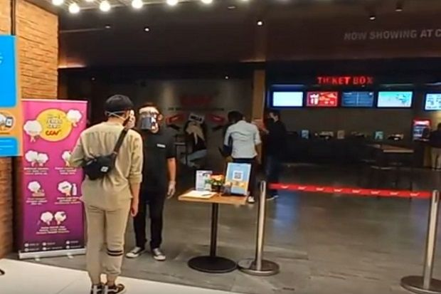 Bioskop di Mojokerto Mulai Dibuka, Satu-satunya di Jatim yang Diizinkan