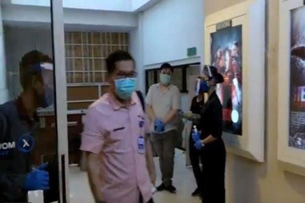 Jelang Bioskop di Malang Buka, Dinkes Sidak Kesiapan