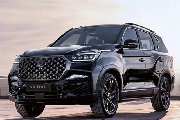 SsangYong Rexton 2021 Tantang Kegarangan Toyota Fortuner dan Isuzu MU-X