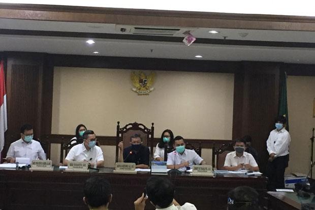 Pengadilan Negeri Jakarta Pusat Kabulkan Permohonan PKPU Edy