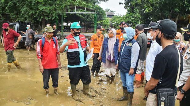 Banjir di Bojongkulur, Ini Janji Bupati Bogor kepada Warga