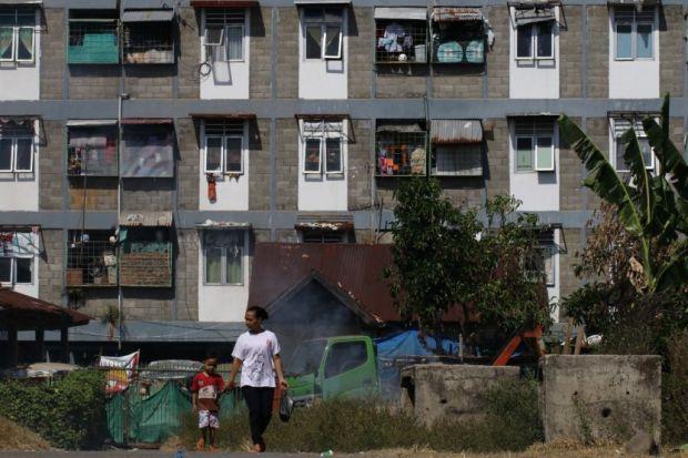Kota Makassar Masih Membutuhkan Penambahan Rusunawa
