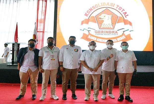 Menangkan Bobby – Aulia, DPP Partai Gerindra Turunkan Dahnil Anzar ke Medan