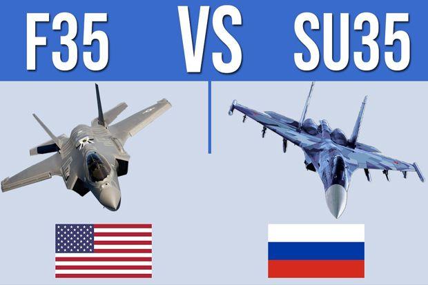 Inilah Kemampuan Eurofighter Typhoon, Su-35, dan F-35 yang Mau Dibeli Indonesia