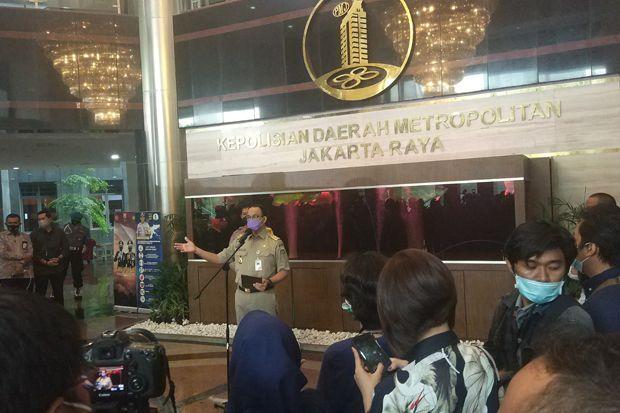 Sikapi Perkembangan Kamtibmas, Anies Siapkan RPP untuk Pelajar di Jakarta