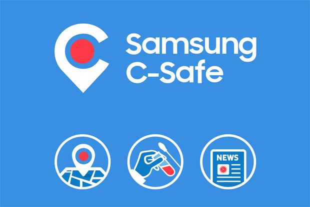Besutan Anak Bangsa, Samsung C-Safe Bikin Anda Men