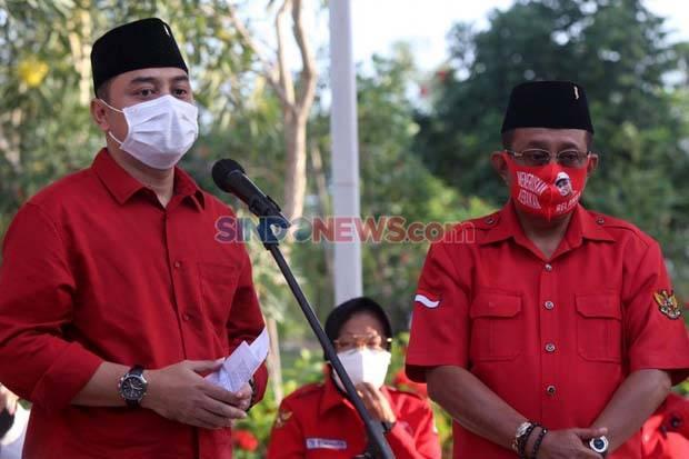 Rekam Jejak dan Pengaruh Risma Dongkrak Elektabilitas Eri-Armuji di Pilkada Surabaya